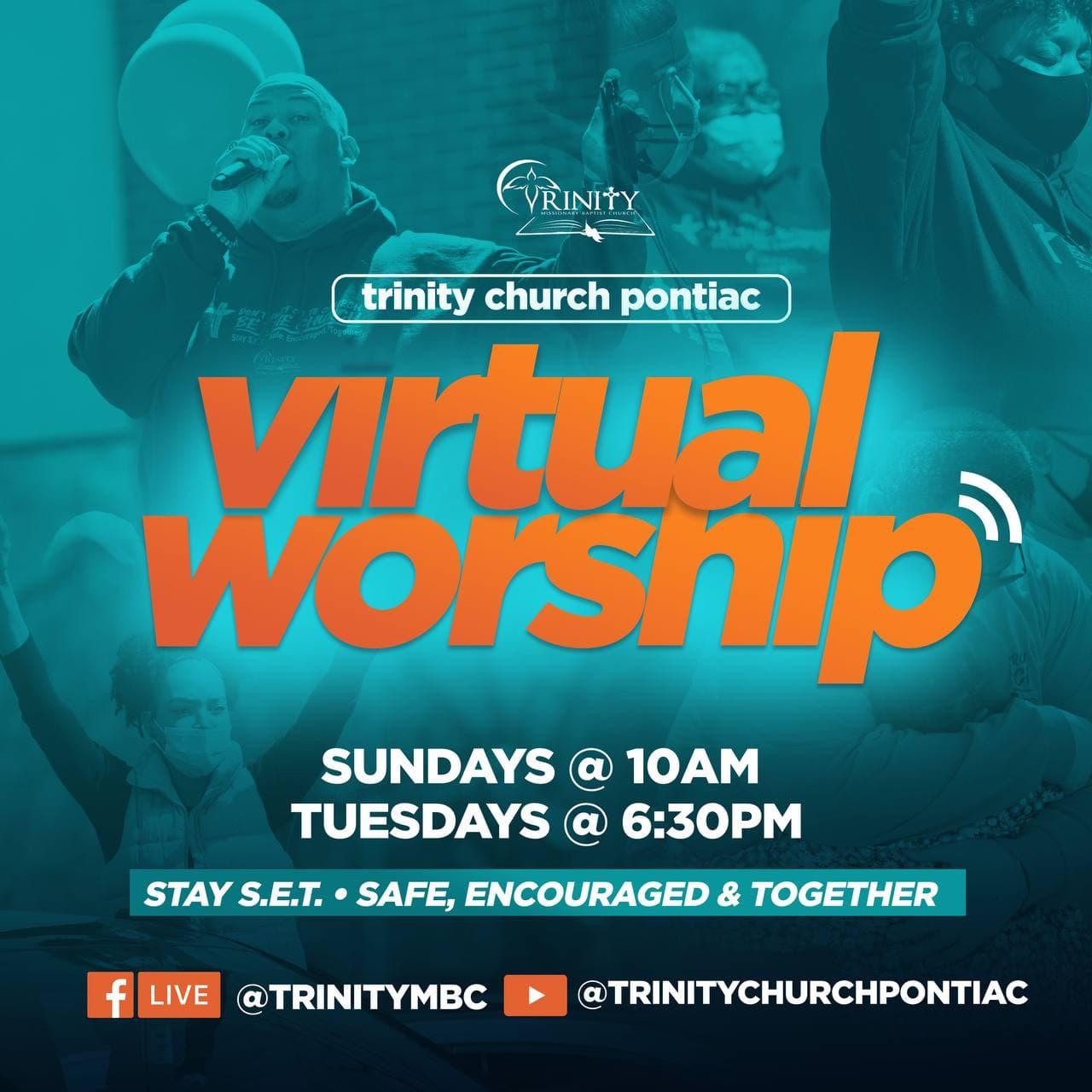 Virtual Worship 2